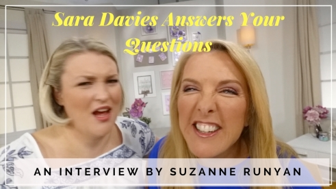 Sara Davies 3 Anwers Your Questions